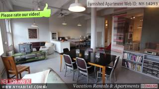 Video Tour Of A Furnished Studio Apartment In Chelsea, Manhattan, New York