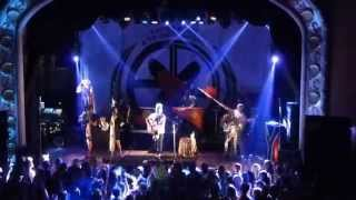 Xavier Rudd & The United Nations May 6 2015 Follow The Sun