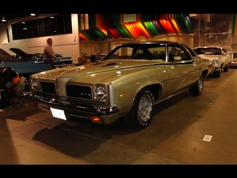 1973 Pontiac GTO with a 455 Engine - My Car Story with Lou Costabile