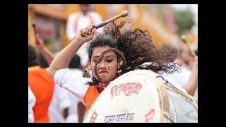 Indian (DHOL - TASHA) Cover Shivgarjana Dhol Tasha Pathak Wardha