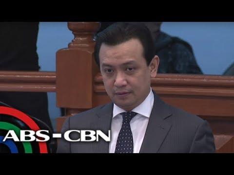 News Patrol: Trillanes, may bagong kaso | January 11, 2019