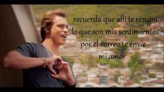 En El Buzón De Tu Corazón - letra Carlos Baute