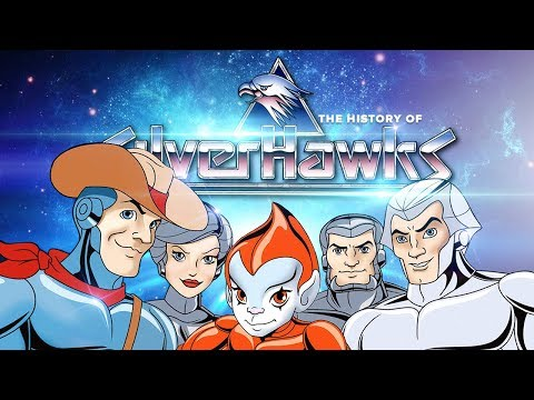 The History of The Silverhawks