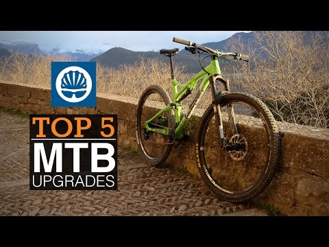 Top 5 - Best MTB Upgrades