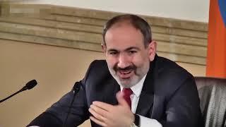 Nikol Paşinyan: azərbaycanlılarla ermənilərlər niyə söyüşür?