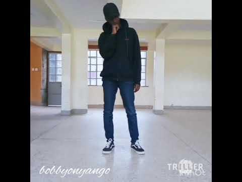 OMOLLO BY KHALIGRAPH JONES (OFFICIAL DANCE VIDEO)