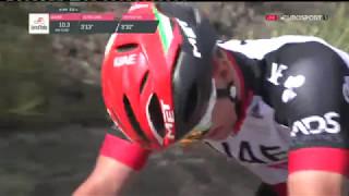 Велоспорт   Джиро дИталия   Четвертый этап 4 часть