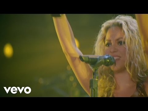 Shakira - Whenever, Wherever
