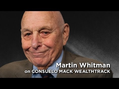 Martin Whitman - They Just Don't Get It