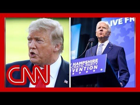CNN reporter fact-checks conspiracy theory involving Biden and Ukraine