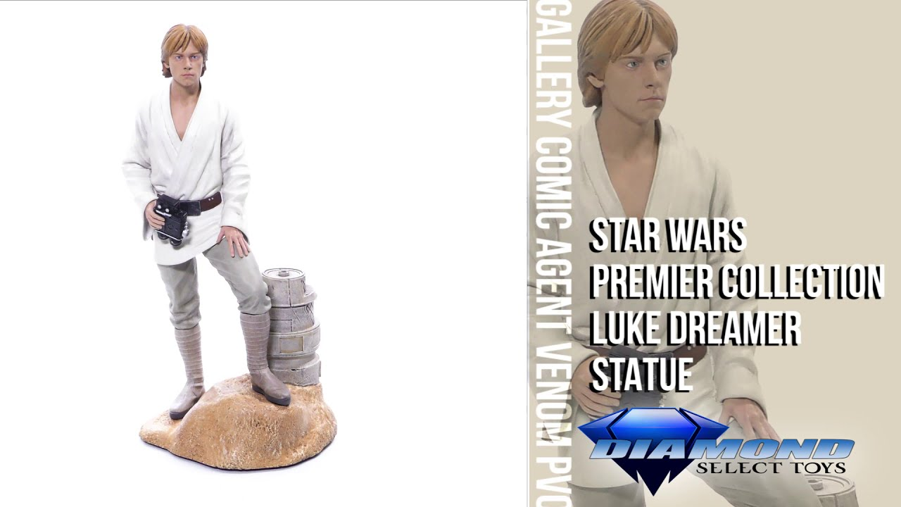 360 Star Wars: A New Hope™ - Luke Skywalker (Dreamer) Premier Collection Statue