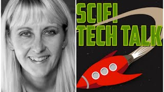 The SciFi Geeks Club #45 - Julie Kuehl and Our Favorite Tech From Sci-Fi