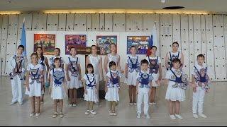Студия ''Образ''- Открытие выставки во Дворце Наций ООН Женева 02.10.2015