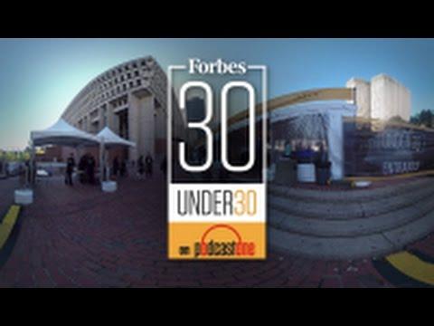 Forbes 30 Under 30 Summit   360° Trailer