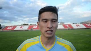 Танирбергенов — о матче с «Байтереком»