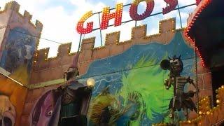 Ghost Train (Gebr. Regter) HD - Kermis Amsterdam Westerpark 2017