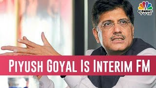 Piyush Goyal Named Interim Finance Minister, Arun Jaitley To Be Designated As Minister W/o Portfolio