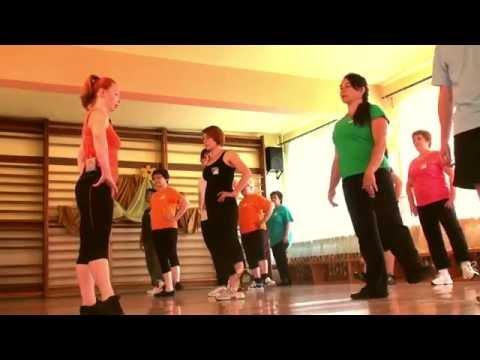 Mo-Move Dance: Mozgástréning/Atelier de dans si miscare
