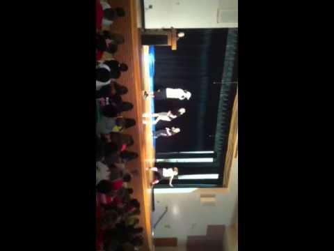 Smithton Teachers Rocking' It Out