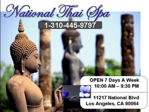Thai Massage West Los Angeles 1-310-445-9797