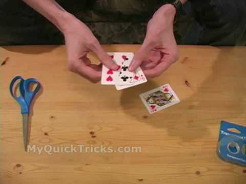Harry Maurer presents… OVER 100 CARD TRICKS THAT YOU CAN …