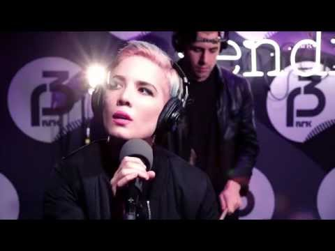 "P3 Christine Live: Halsey ""Trap Queen"" (Fetty Wap cover)"