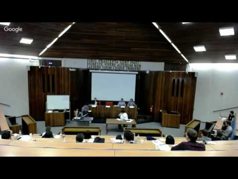 Inaugural PGR Conference - Panel VII: International Law and the Use of Force Part II: Jus in Bello