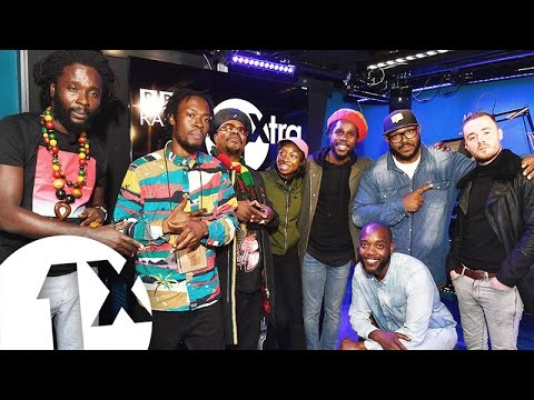 #SixtyMinutesLive - Chronixx & Friends - feat. Maverick Sabre, Little Simz, Luciano and more