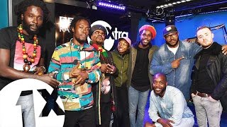 Sixtyminuteslive Chronixx Friends - feat. Maverick Sabre, Little Simz, Luciano and more.mp3