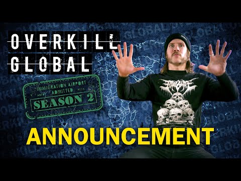 OVERKILL GLOBAL SEASON 2 ANNOUNCEMENT youTube Thumbnail