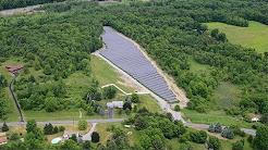 EnterSolar Photovoltaic System - Stewart's Shops Halfmoon Solar Park