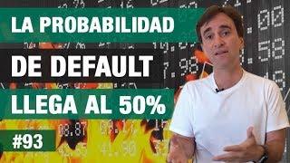 Gambar cover # 93 - La probabilidad de default llega al 50%