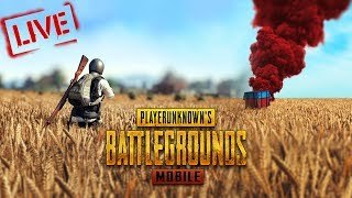 🔴LIVE STREAM - Mobile PUBG #PayTM Donation on Screen xD