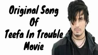 Teefa In Trouble Movie New Song Ishq Nachanda Full Lyrics