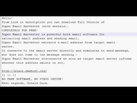 Craigslist Email Harvester Cracked Tongue - freedomimtp