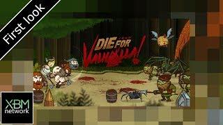 Die For Valhalla - XBM First Look - Xbox One