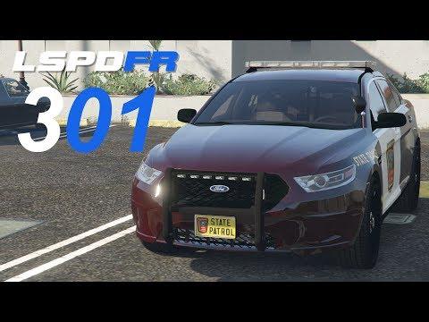 GTA 5 LSPDFR SP #301 Minnesota State Patrol