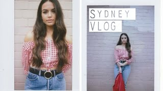 SYDNEY// Waterfall Adventures and Youtuber Lunch