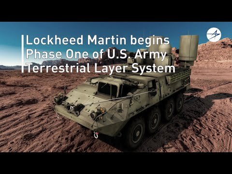 U.S. Armys Terrestrial Layer Prototype Readies for Delivery