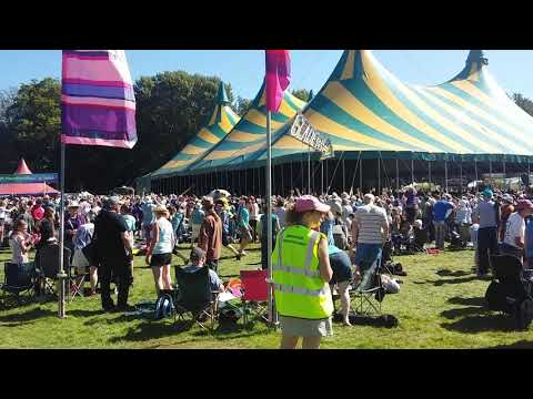 One Minute at Greenbelt Festival - Sunday 27th August 2017
