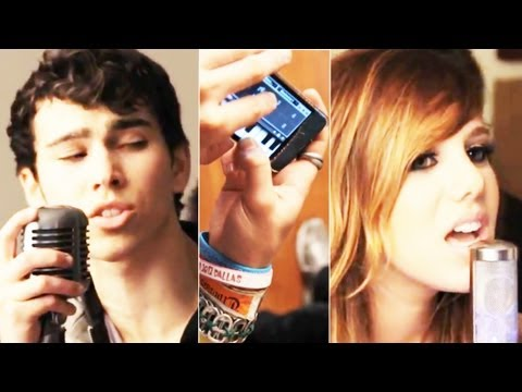 Payphone - Maroon 5 (Avery iphone cover ft. Max Schneider)