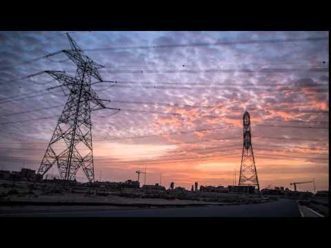 Dubai Electrical Pilons Timelapse