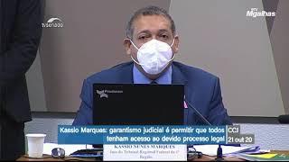 """Kassio Nunes explica garantismo: """"não é sinônimo de leniência com o combate à corrupção"""""""