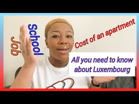 Q&A about LIVING IN LUXEMBOURG || EVERYTHING YOU NEED TO KNOW ABOUT LUXEMBOURG,JOB,HOUSING,SCHOOL