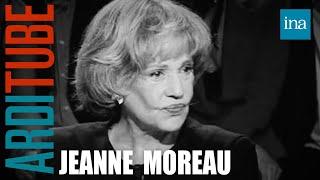 Jeanne Moreau chez Thierry Ardisson | Archive INA