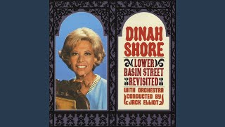 Watch Dinah Shore Nobody Else But Me video