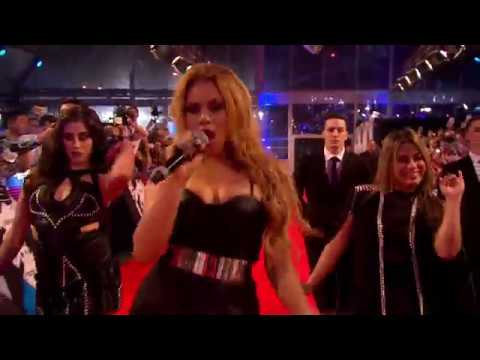 Fifth Harmony - Worth It (MTV EMAs Red Carpet 2015)