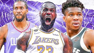 NBA IS BACK!! - HYPE TAPE for the 2020 Season!