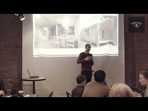 Urban Space 100 — Життя в стилі органік (лекція від 11.03.15)
