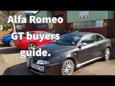 Alfa Romeo GT Buyers Guide